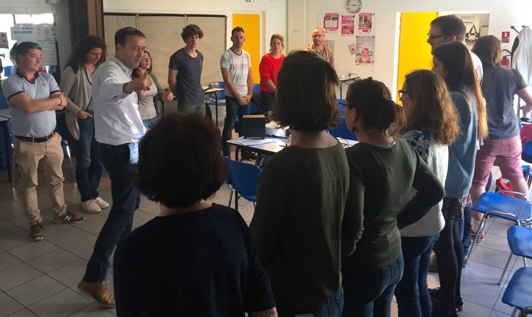 Développer le Pouvoir d'Agir des jeunes