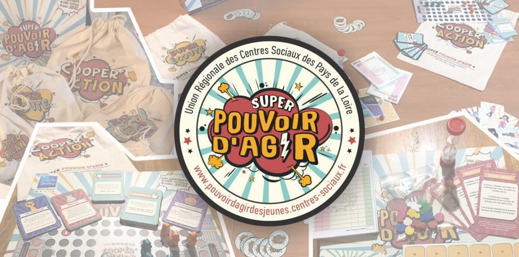 Kit Super Pouvoir d'Agir