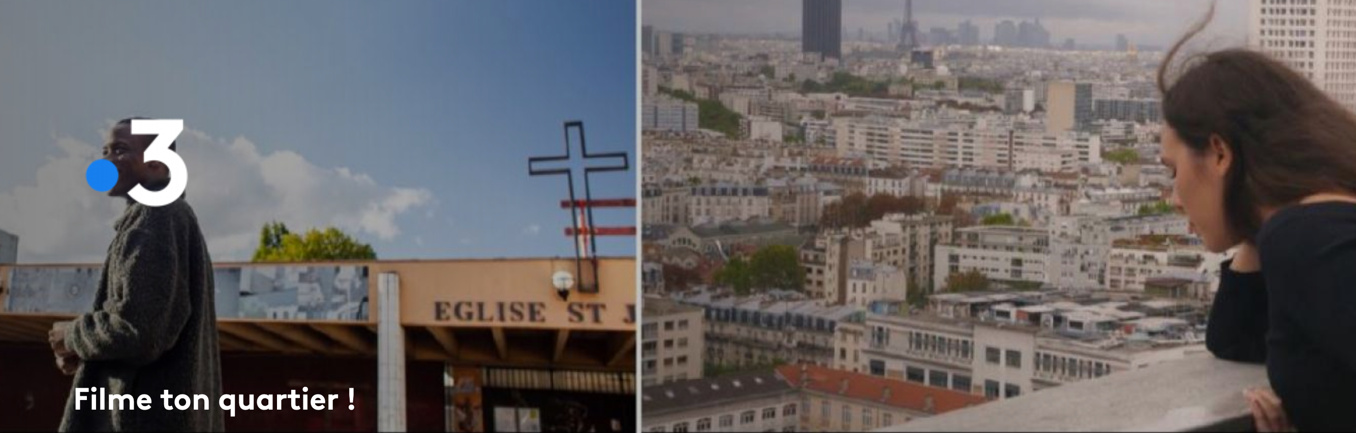 Filme ton quartier France 3